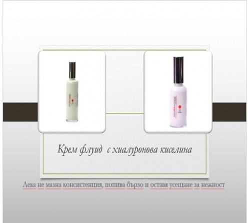 Крем Флуид с Хиалуронова Киселина 1,5%