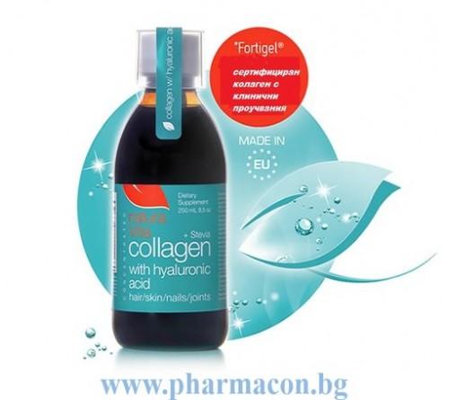 Колаген Fortigel с хиалуронова киселина 250/500мл