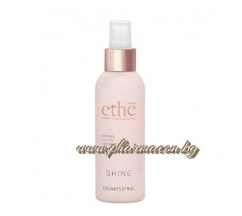 Ethe Блясък - Витаминен Коктейл за коса