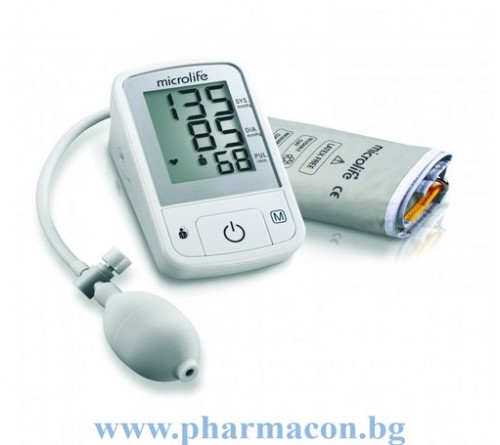 Полуавтоматичен апарат за измерване на кръвно налягане Microlife BP A50