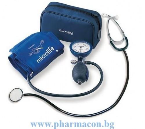 Апарат за измерване на кръвно налягане Microlife BP AG1-30