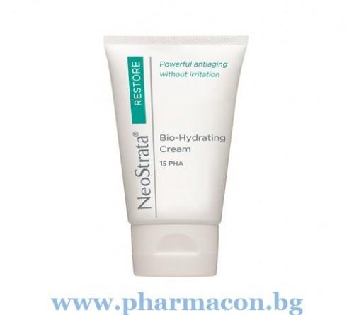 НеоСтрата Био-Хидратиращ Крем за Чувствителна Кожа 15%PHA 40мл / Bio-Hydrating Cream
