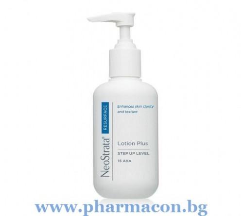 НеоСтрата Лосион Плюс за лице и Тяло 15% AHA / NeoStrata Lotion Plus 15%AHA 200 ml