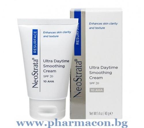 НеоСтрата Дневен Овлажняващ и Защитен Крем SPF 20 40мл / Ultra Daytime Smoothing Cream SPF 20