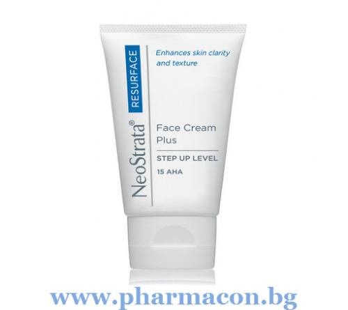 НеоСтрата Нощен Плюс Крем 15%AHA 40мл / Face Cream Plus